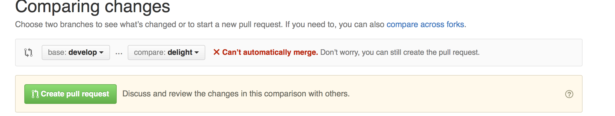 github pull reuqests branching   What is pull request in Github
